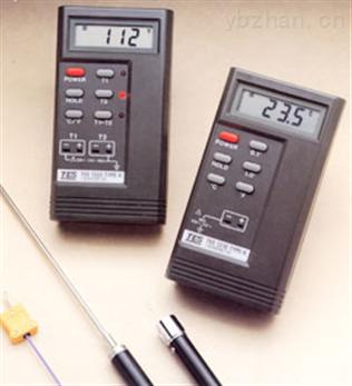 热电偶温度计 台湾泰仕TES-1310/1320