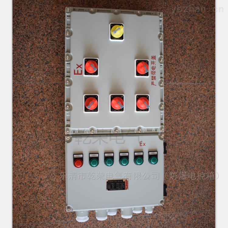 BXMD-DIP-粉尘防爆照明配电箱 防爆电源开关箱