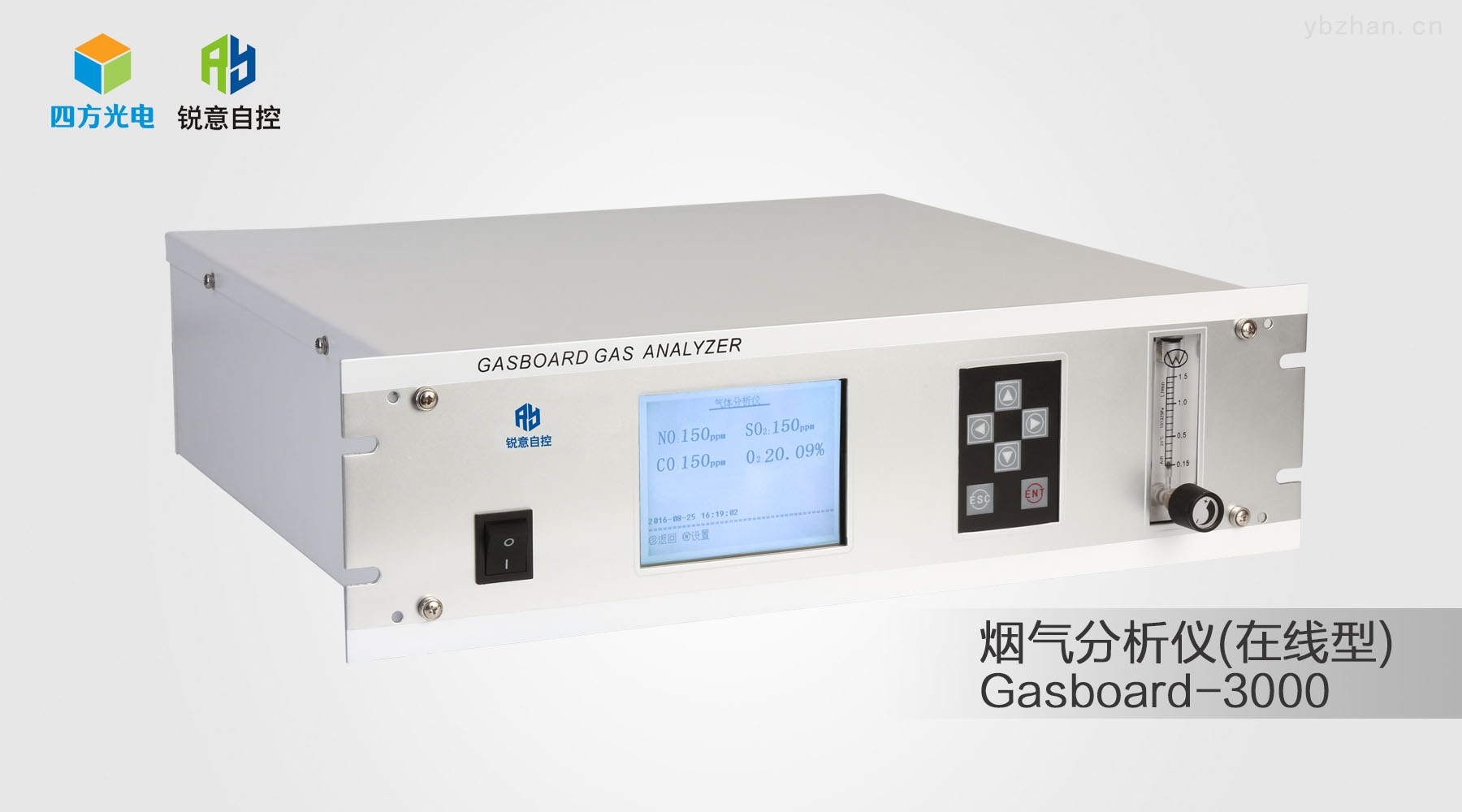 Gasboard-3000-銳意自控在線紅外煙氣分析儀Gasboard-3000
