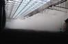 微米级干雾抑尘装置