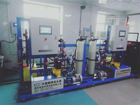 饮水次氯酸钠发生器/自来水厂消毒装置