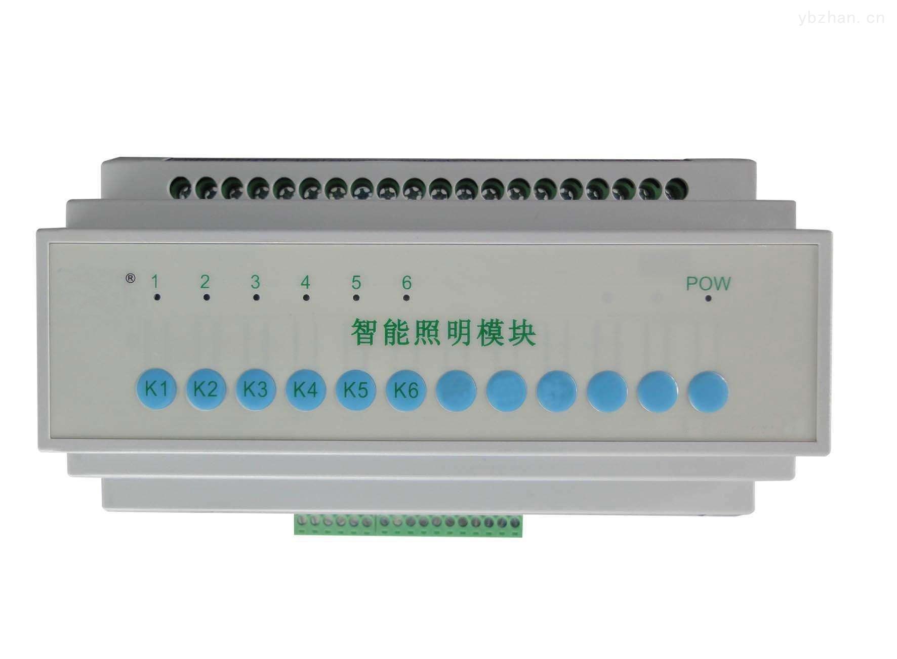 ASL100-S4/16-ASL100-S4/16智能照明控制模塊 4路16A
