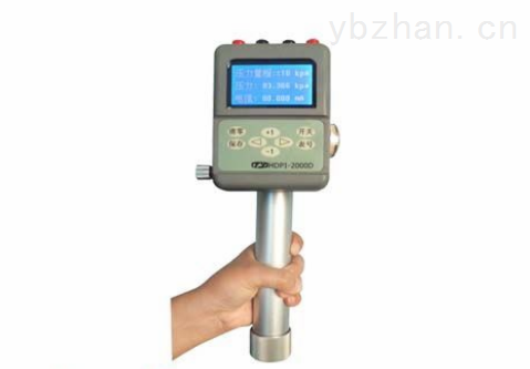 HDPI-2000D 微压壓力校驗儀