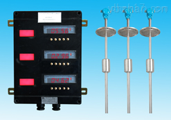 防爆油箱油位测量装置
