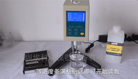 旋转式油墨粘度计 环氧树脂粘度检测仪
