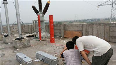 扬州变频串联谐振耐压试验装置1A30~300Hz