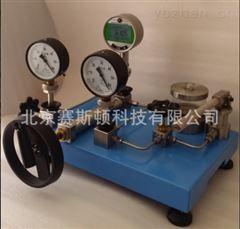 SD-202台式手动水压源