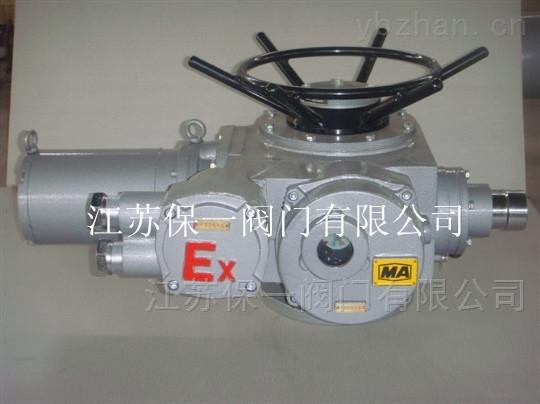 DZW-防爆型阀门电动装置