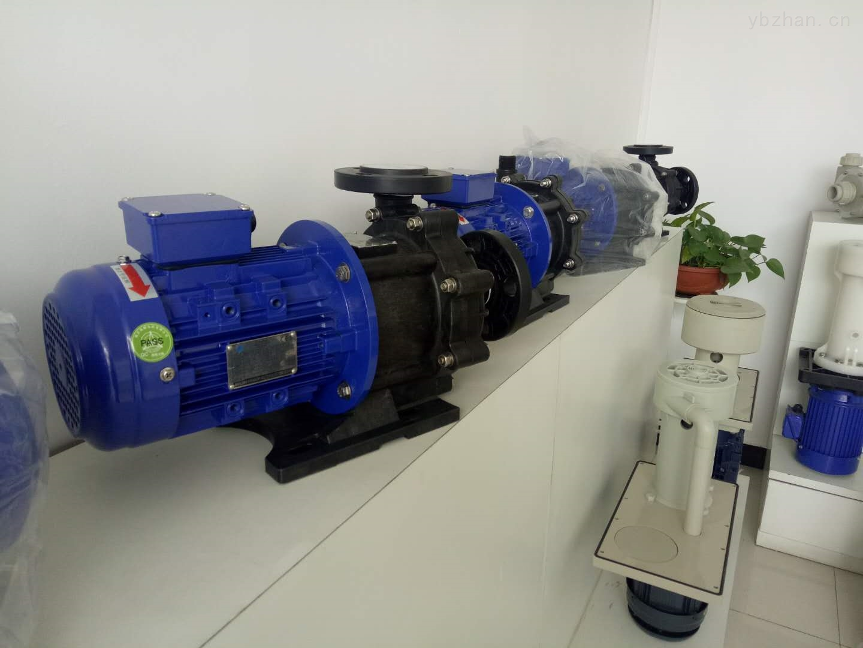 使用创升小型磁力泵应注意的事项