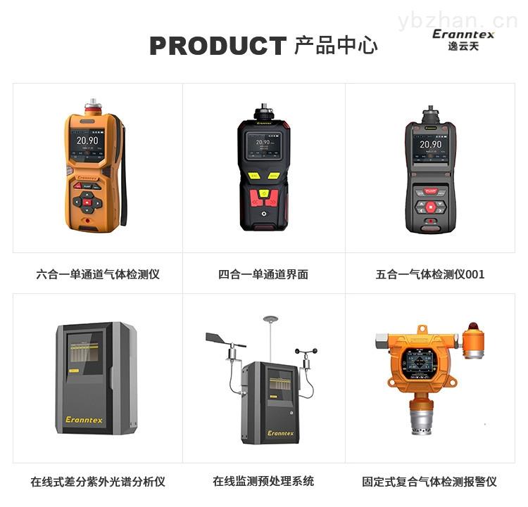 便携式多功能气体检测仪|煤场便携式一氧化碳检测仪|江门煤气报警器-逸云天