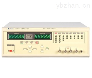ZC2775B-常州中策ZC2775B型電感測量儀