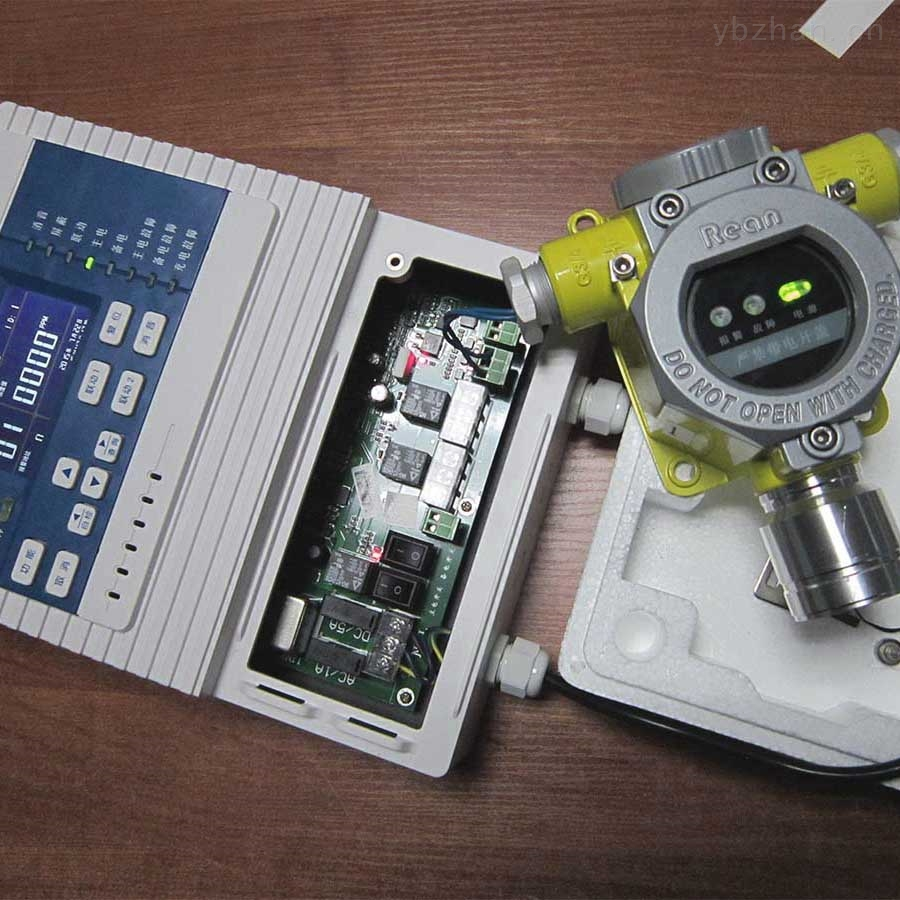 柴油罐区可燃气体报警器 探测柴油泄漏报警装置