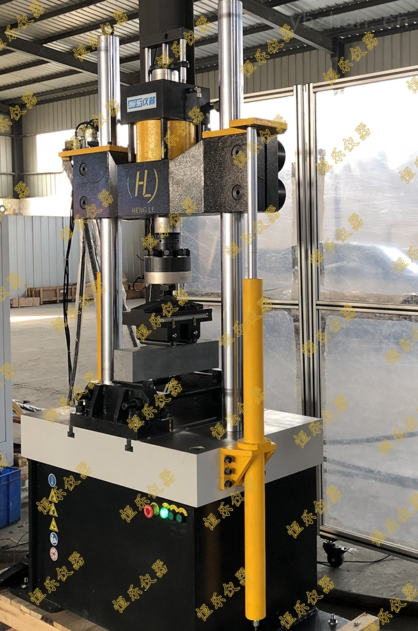 供應千斤頂檢測裝置測試儀 恒樂壓力試驗機