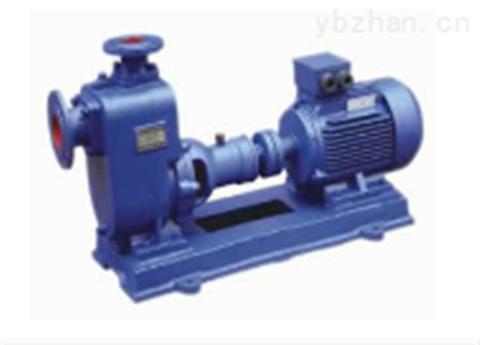 ZW系列自吸式污水泵