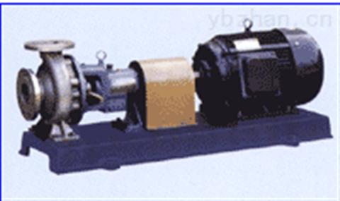 ICJ型不锈钢化工离心泵