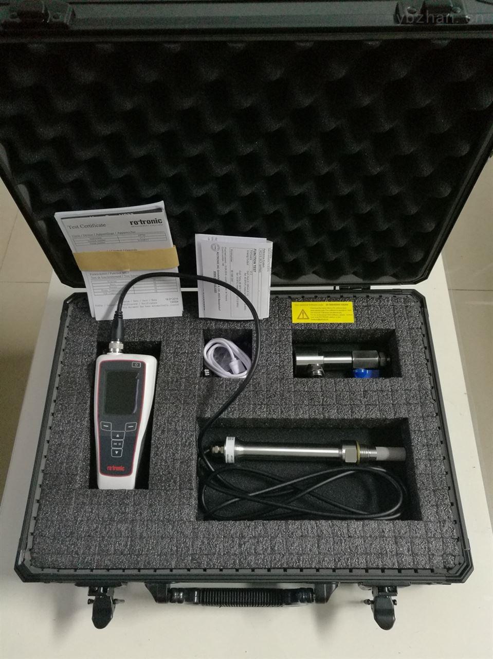 HP32-DP-瑞士羅卓尼克HP32便攜式溫濕度露點儀套裝