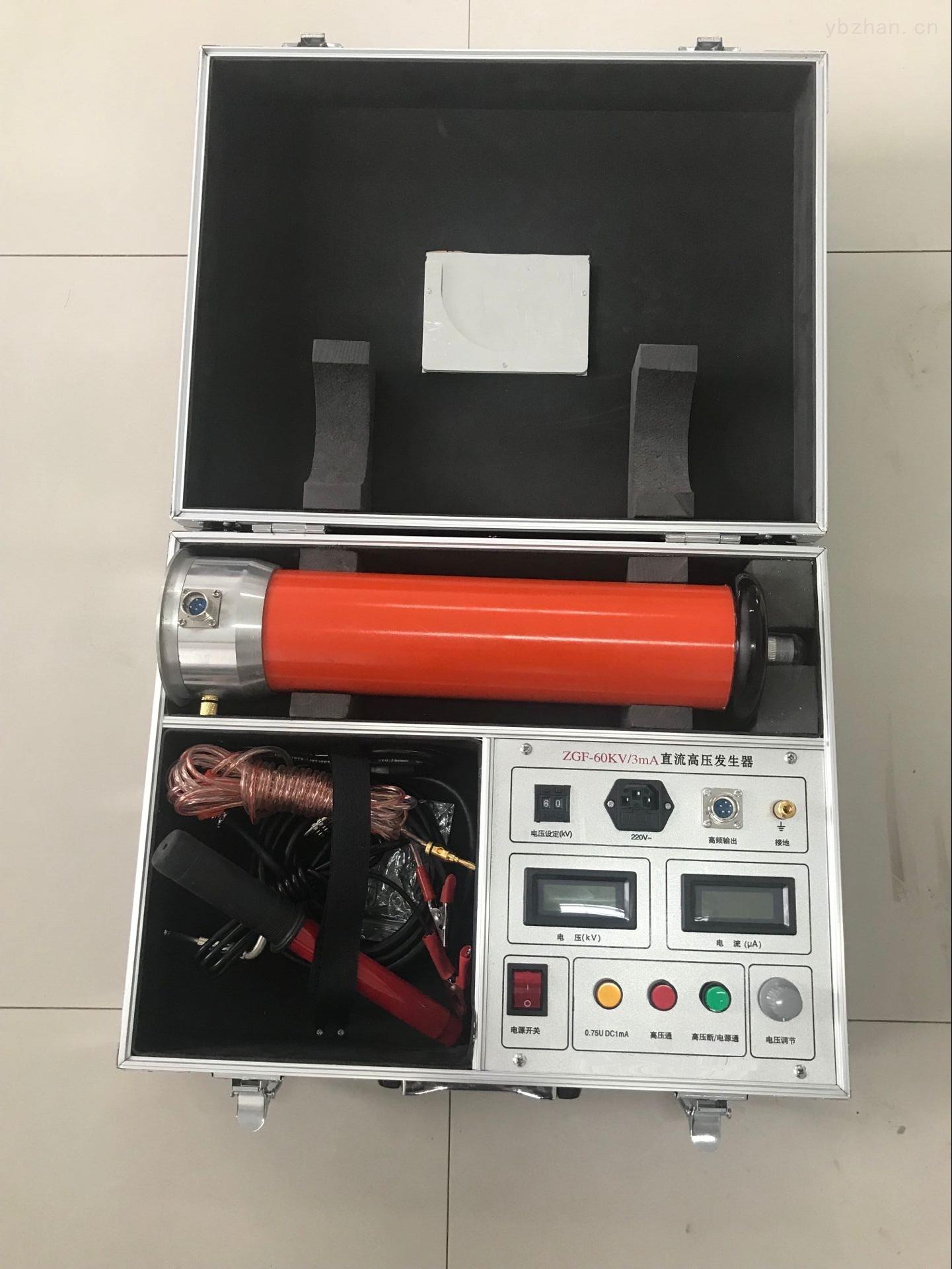 专业生产便携式直流高压发生器