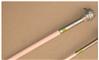 钢玉管套铂铑热电偶