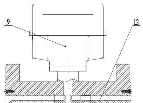 【仪表专利】具有推力自平衡功能的涡轮气体流量计