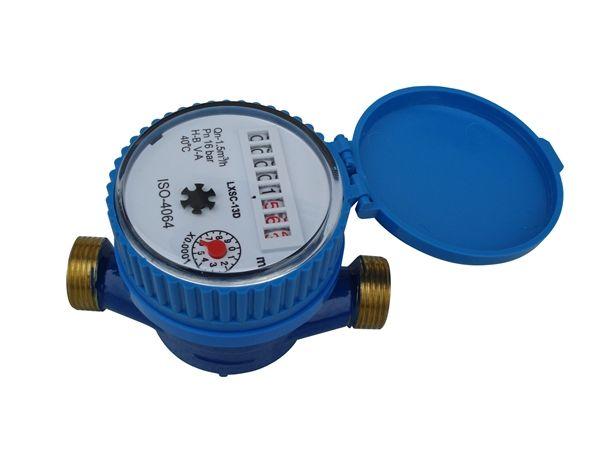 【仪表最新专利】一种可连接云控制平台的机械式水表