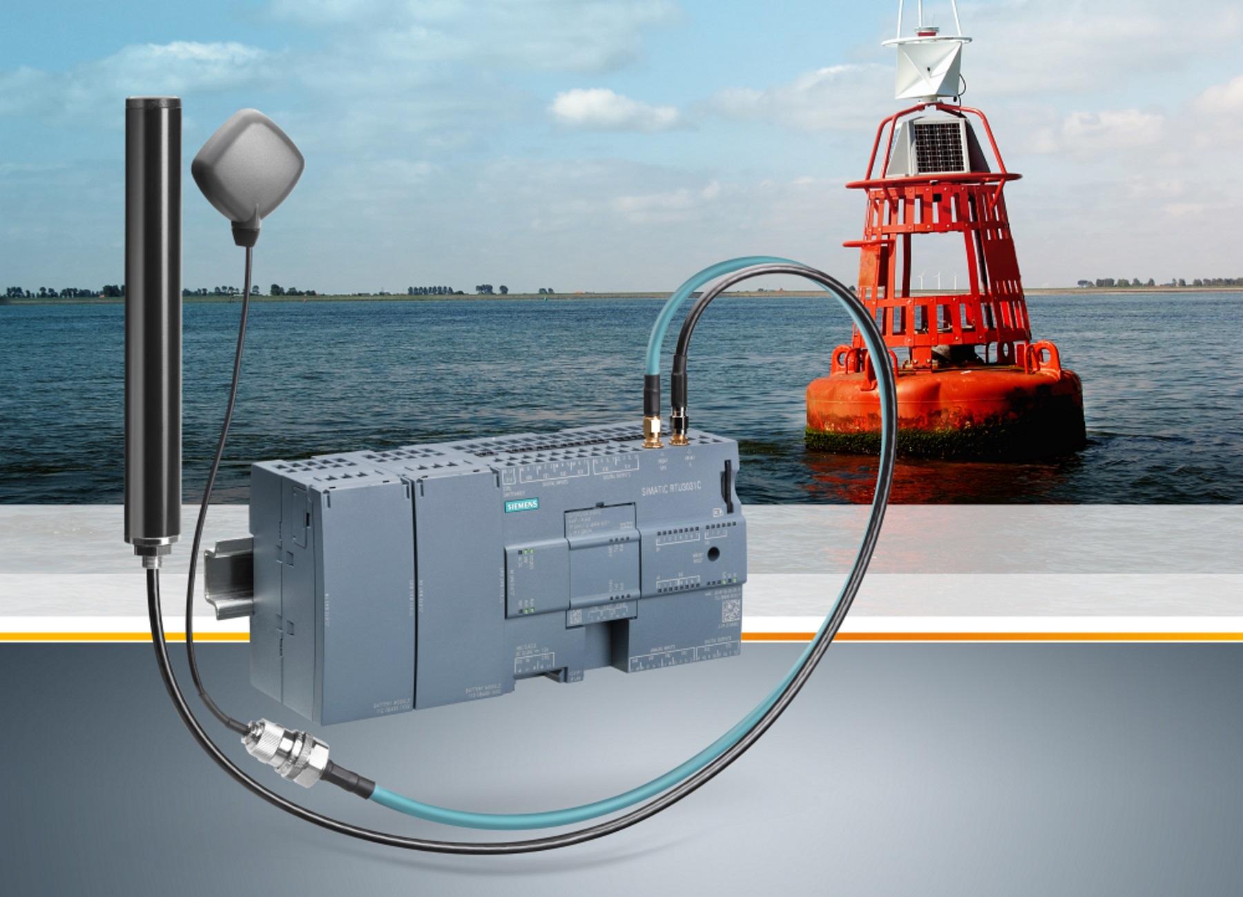西门子推出支持诸多用途的集成GPS功能的远程控制单元