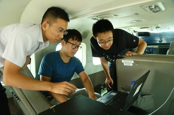 我国首次完成机载SAR系统计量检测