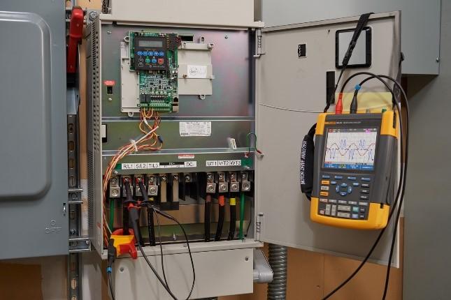 福禄克推出两款全新的电机驱动分析仪