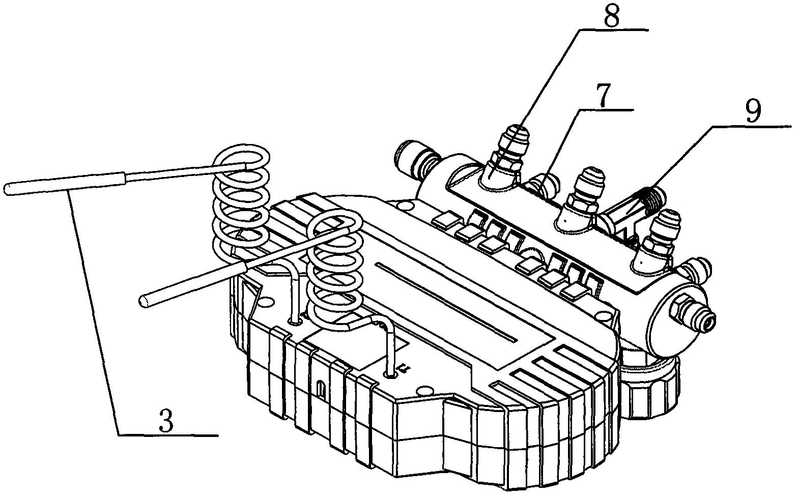 【仪表最新专利】基于单一刻度压力表的冷媒双表阀