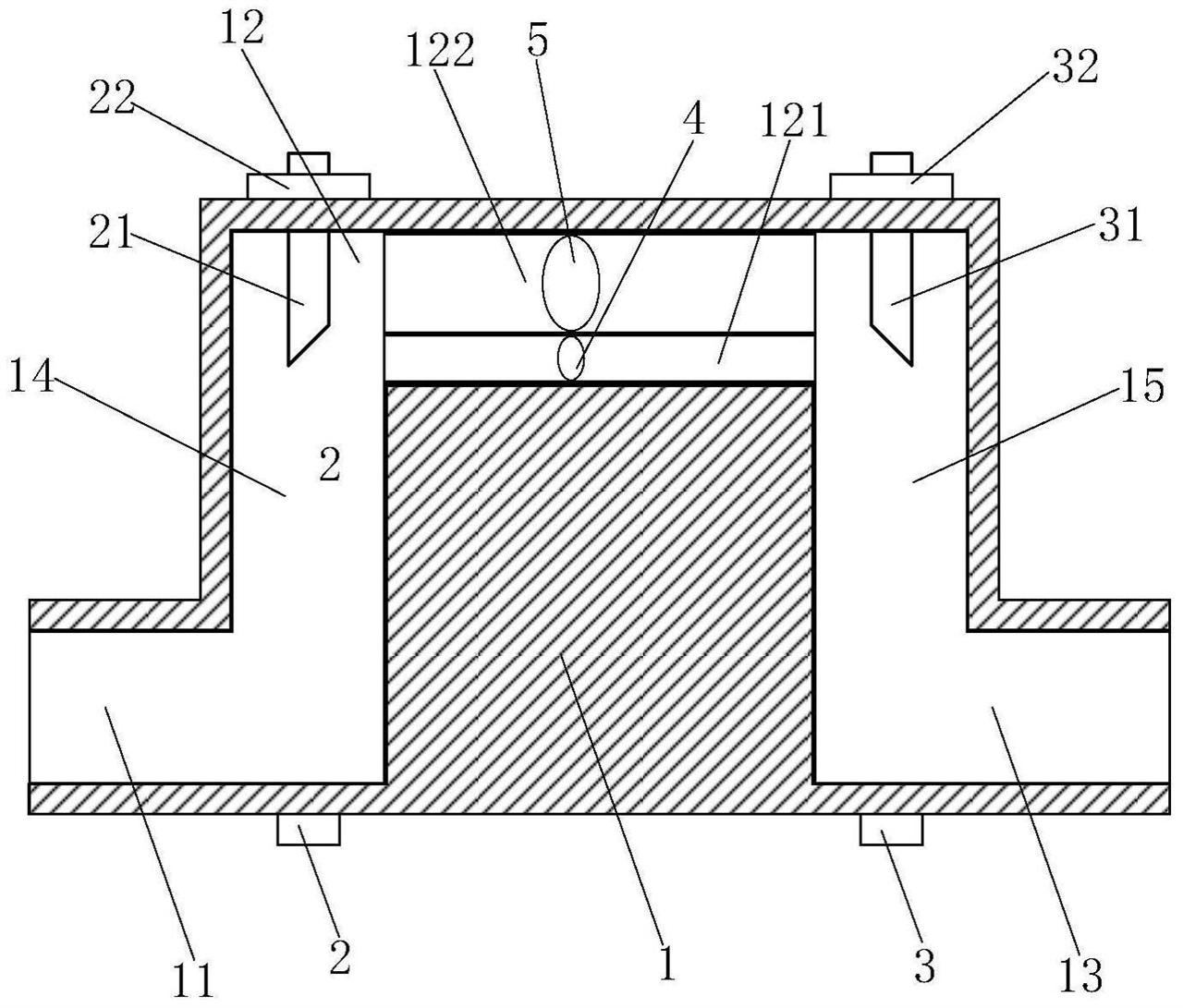 【仪表新专利】反射式超声波水表