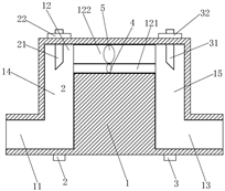 【儀表新專利】反射式超聲波水表