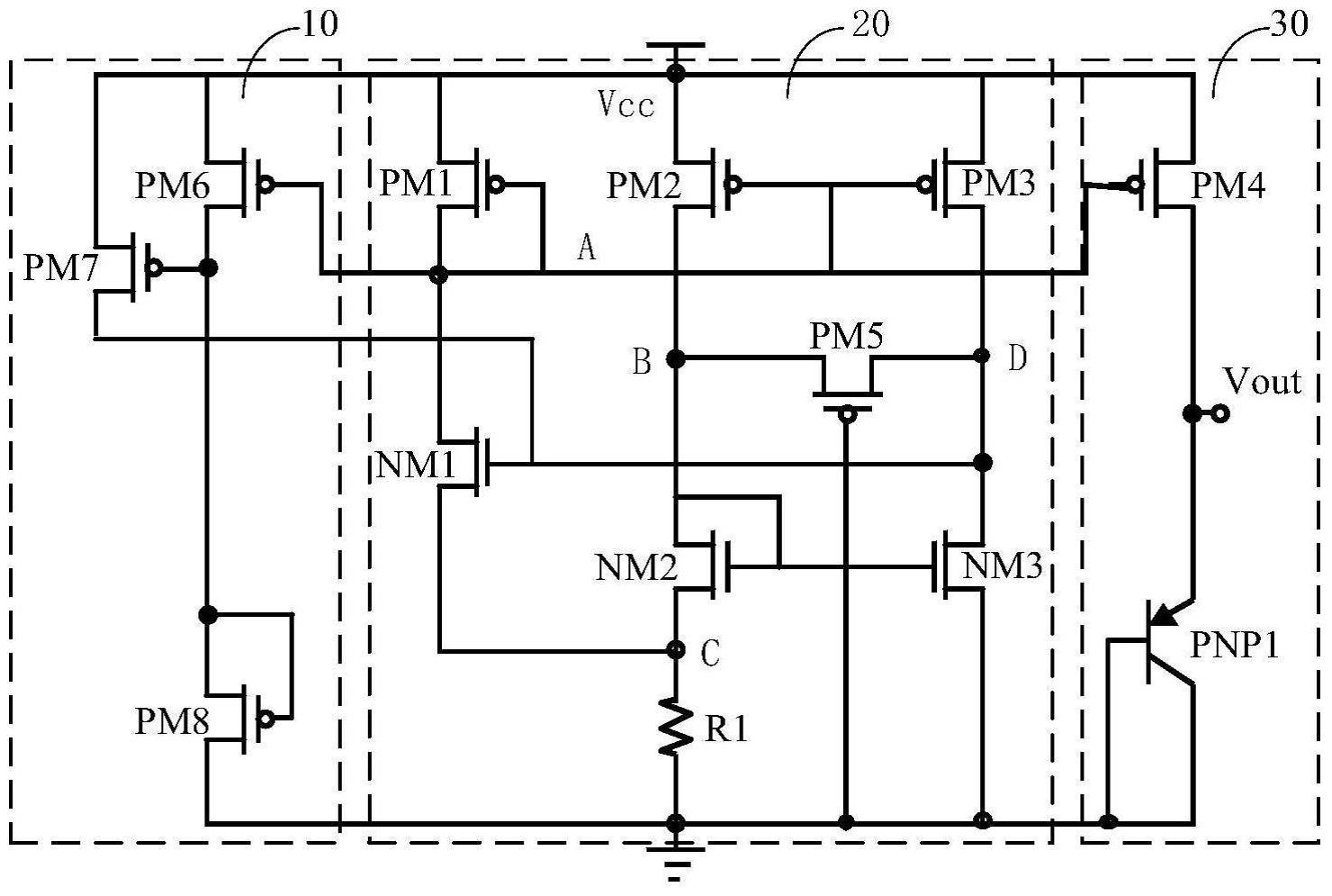 【仪表新专利】低功耗、高线性度CMOS温度传感器