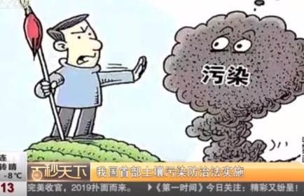我国首部土壤污染防治法正式实施