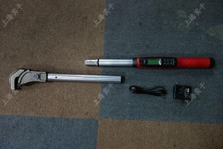 SGGQ钢筋管钳扭矩扳手图片