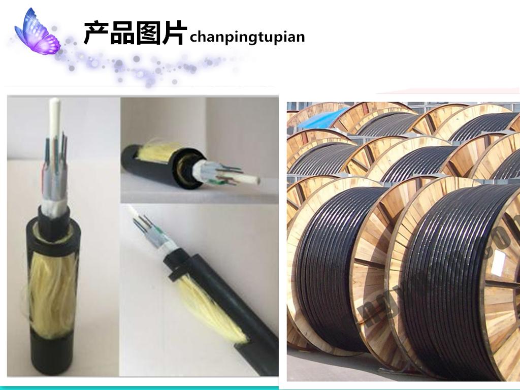 赤峰光缆GYTA53-24B1单模光缆价格