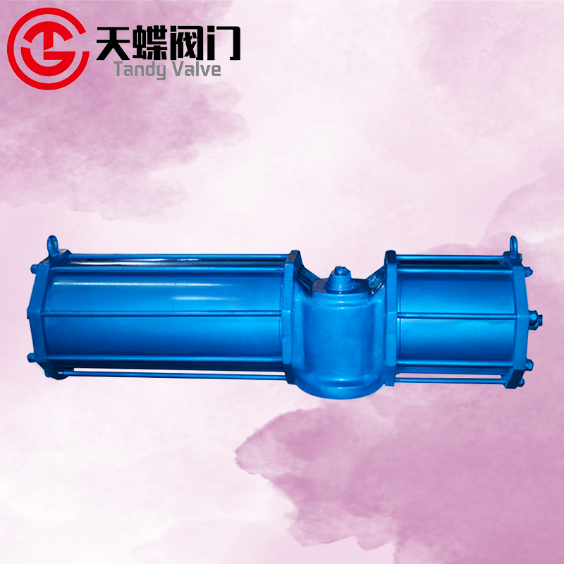 <strong><strong>AW气动实行器</strong></strong>实物图