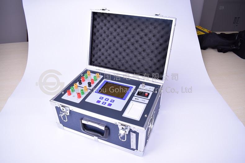 GHR6420三通道直流电阻测试仪