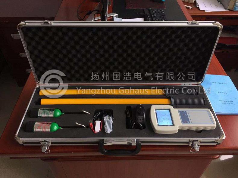 GHHX501核相仪产品实拍